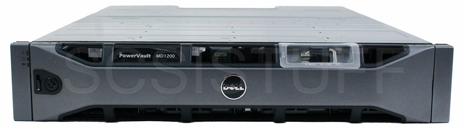 Details about Dell PowerVault MD3200i 12 x 3 tb ISCSI storage network array  dual controllers