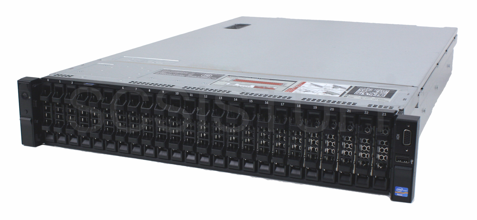 Poweredge R720xd 2.5